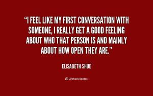 Good Conversation Quotes