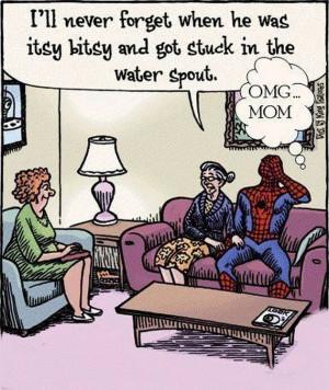 Funny Spiderman 04