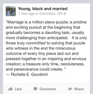 Marriage Quotes From Young...