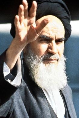 ayatollah ruhollah mousavi khomeini