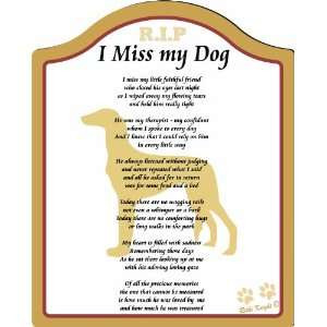 Poem About A Dog S Love