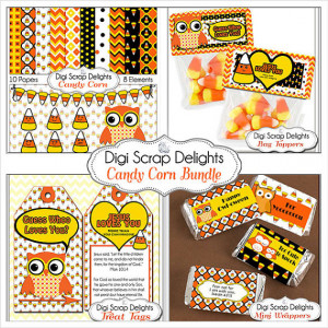 Printable Scripture Tags. Wrappers and Bag Toppers for Harvest ...
