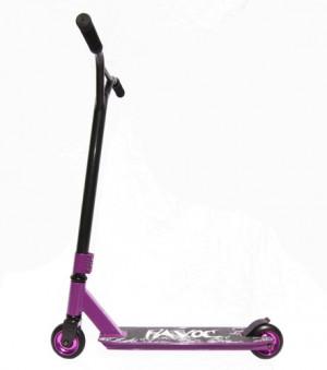 Havoc Pro Scooter Purple