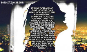 Want You Back Quotes about Missing Someone