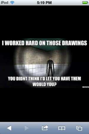 Related Pictures funny slender man comics