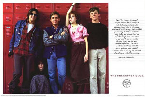 The Breakfast Club Quotes - Cast - Soundtrack - Funny Quotes from ...
