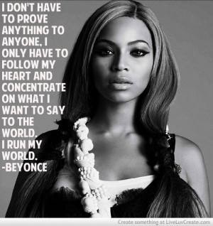 Beyonce Quotes