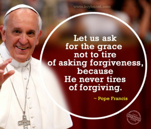 Pope Francis Quotes and Messages