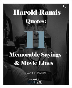 Memorable TV Quotes