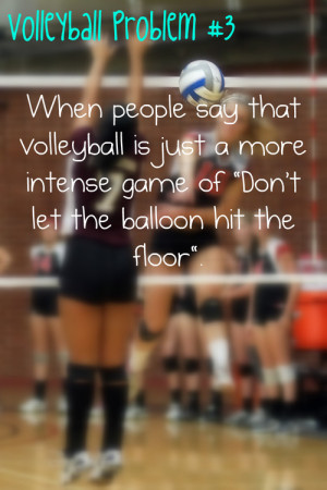 Follow for more reasons to love volleyball!