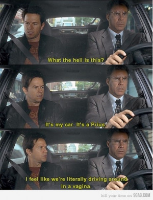 ... the other guys # prius # lol # funny # haha # movie quote # quotes