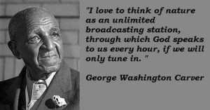 George washington carver famous quotes 3