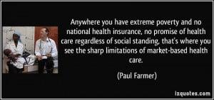 More Paul Farmer Quotes