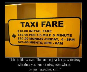funny taxi cab