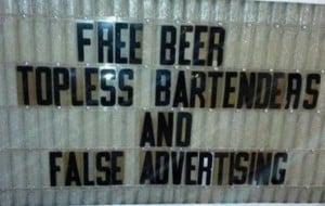 funny, drinking, funny pictures, funny photos, funny signs, 15 ...