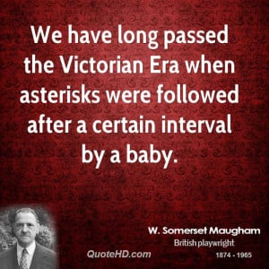 Victorian Era Quotes