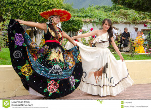 Traditional Mexican Women
