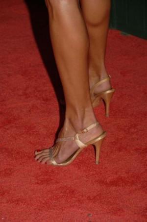 Funny Feet...