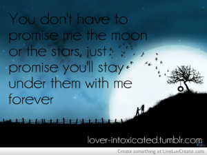 ... life, love moon, neko, pretty, quote, quotes, stars and moon, vintage