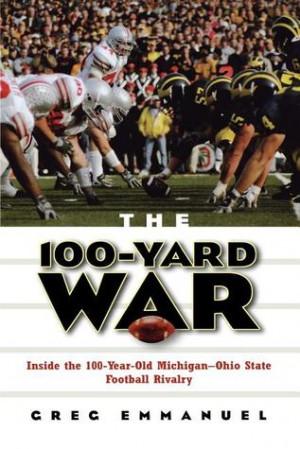 Ohio State Michigan Rivalry Quotes http://www.goodreads.com/book/show ...