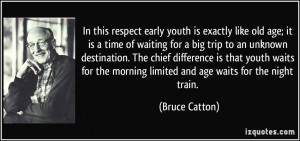 Bruce Catton Quotes