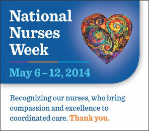 ... Health Recognizes Nurses for their Outstanding Achievements 5.4.2014