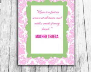 Inspirational Christian quotes for women art printable, art print 8x10 ...