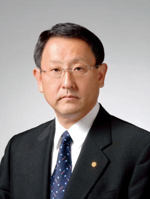 Akio Toyoda, Toyota Motor Corporation president