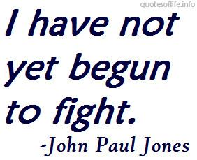 John Paul Jones Quotes