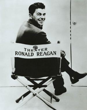 Ronald Reagan -- Superstar?