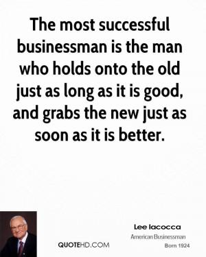 Successful Man Quotes