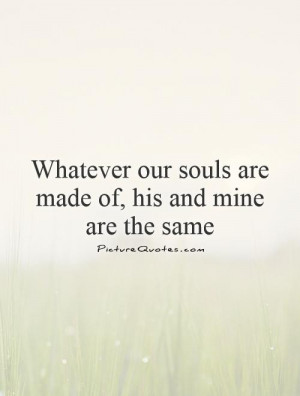 soul quotes and sayings
