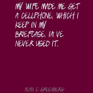Alan C Greenberg 39 s quote 2