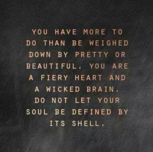Don't be defined by your shell
