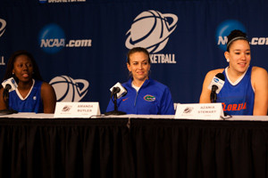 ... Women's Basketball Tournament Second Round Press Conference Quotes