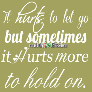 Letting Go and Moving On Quotes ♥