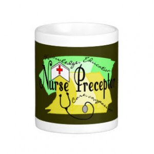Nurse Preceptor Mugs