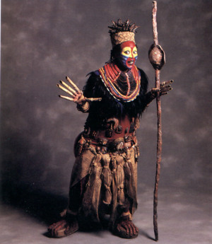 Cast of Disney's The Lion KingCostumes Designed by Julie Taymor ...