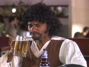 Samuel L. Jackson Beer