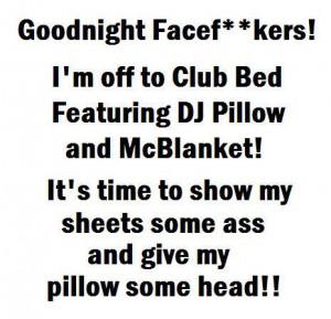 funny good night quotes funny good night quotes funny good night ...