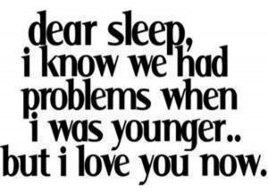 Sleep Funny Quotes Picture