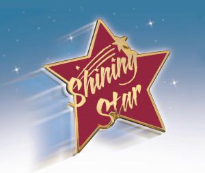 Shining Star Map May