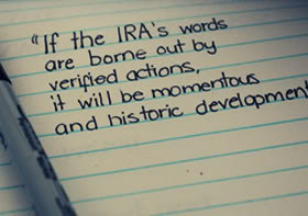 View all Ira Disarmament quotes