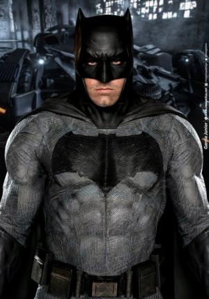Batman v Superman – Ben Affleck é o Batman!
