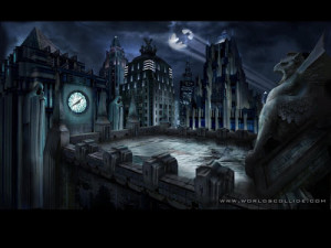 Gotham City Heath Ledger