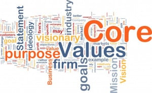 Ethics and Values – What Guides You Through Rough Days