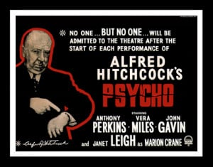 Alfred Hitchcock Psycho
