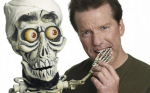 Jeff Dunham, Wembley Arena, review: The Dead Terrorist comes alive