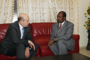 la capitale n djamena que ce dernier souhaite voir démilitarisée
