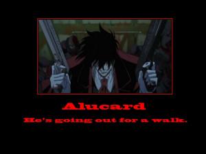 Hellsing Ultimate Alucard Funny 6 7